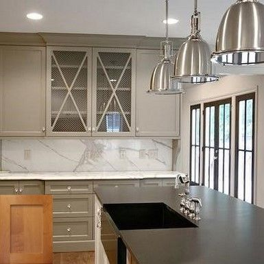 Easy Diy Ideas That Will Transform Your Kitchen And Diy Kitchen Cabinets Gold Coast Shaker Taupe Kitchen Taupe Kitchen Cabinets Grey Kitchen Cabinets