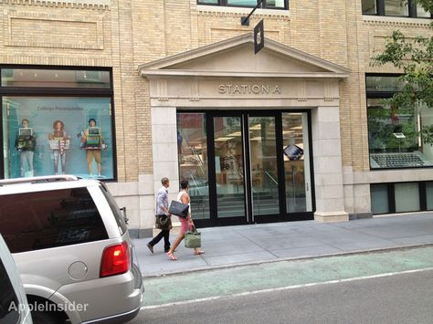 Apple SoHo store NYC