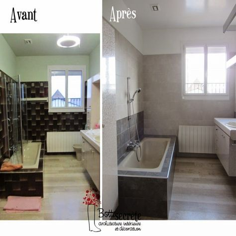 77 Carrelage Salle De Bain Repeint Avant Apres 2018 Check More At Https Www Cinesioterapia Com 20 Carrelage With Images Home Staging Corner Bathtub Matching Nightstands