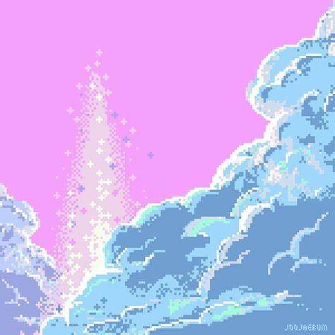 Pastel Aesthetic Background Anime Theme Anime