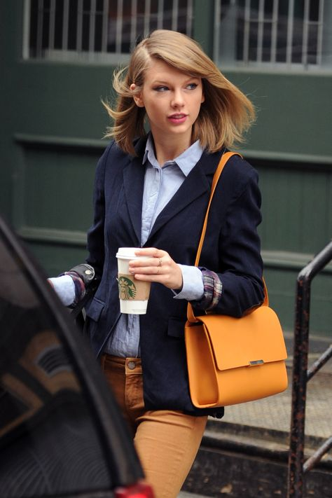 Taylor Swift Casual Style Out In Nyc March 2014 Pictures
