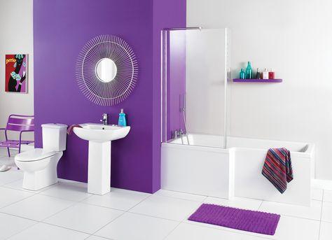 Lila Badezimmer Zubehor Sets Mit Bildern Badezimmer Zubehor
