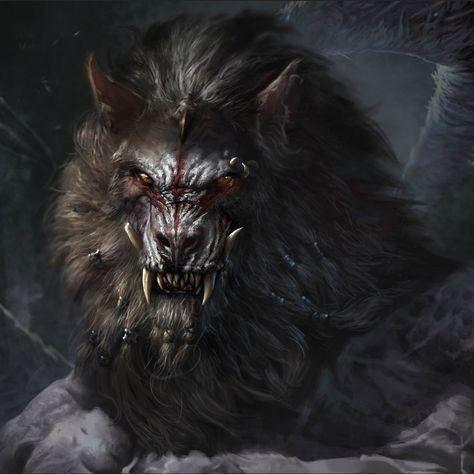 16+ Fantasy werewolf info