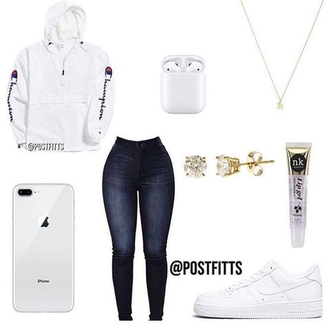 Cute Middle School Outfits, Cute Lazy Outfits, Swag Outfits For Girls, Cute Swag Outfits, Teenage Girl Outfits, Cute Outfits For School, Teen Fashion Outfits, Dope Outfits, Fashion Models