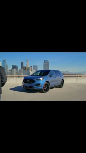 Ford Edge St So This Is Happening Jalopnik Ford Fordedge Newcar Performance Speed Newmodel Newdesign Whoknew Outofthebox Outofnowh