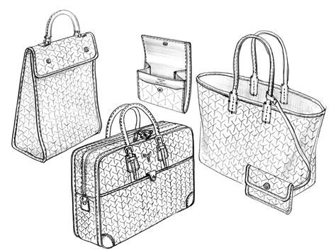 6aee6b92cd97 Goyard  Personalising Your Bag Or SLG in Singapore