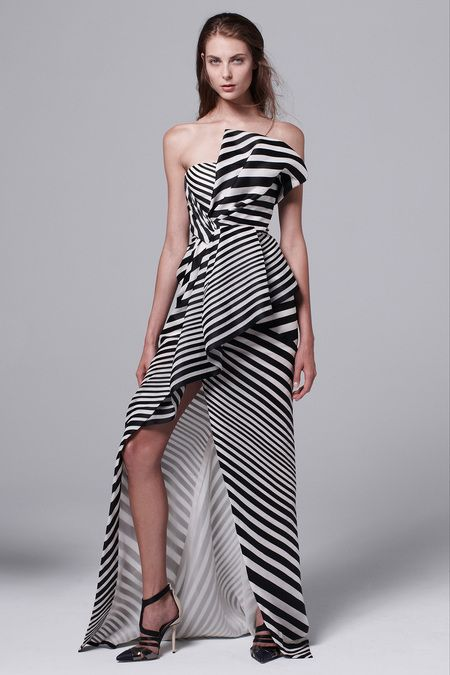 draping with stripes - Google Search