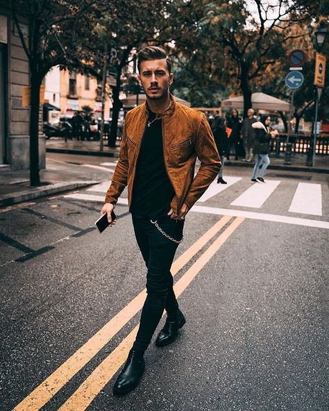 Perfect Men's Outfits To Try Now - Fashion Looks 2019 - Men's style, accessories, mens fashion trends 2020