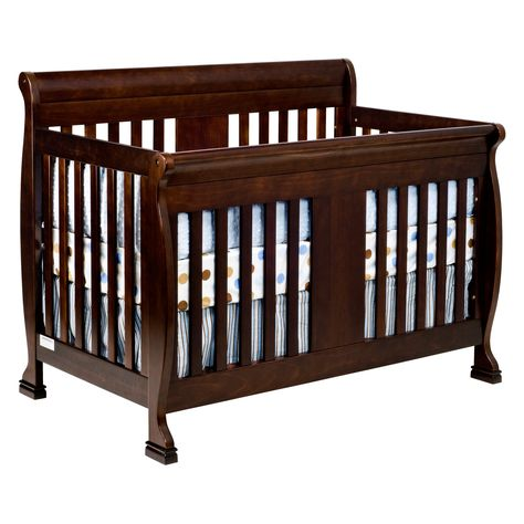 Have To Have It Davinci Porter 4 In 1 Convertible Crib Espresso 269 98 With Images Convertible Crib Espresso Convertible Crib Cribs