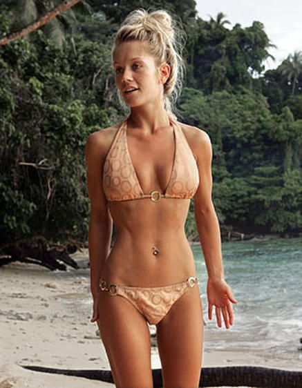 The 39 Hottest Female Survivor Contestants Tv Guide Survivor Contestants Women Survivor Swimwear