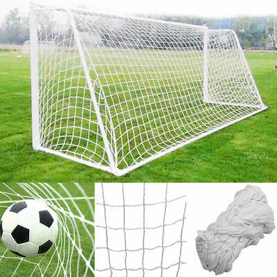 Advertisement Ebay Football Soccer Goal Post Net White Net Rope Training Mini Soccer Door Outdoor In 2020 Soccer Goal Post Soccer Goal Goal Net