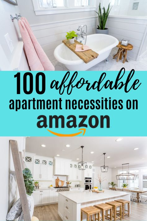 The best apartment decor for when you are on a budget. The best finds for you first rental for a cozy space, create lots of storage in your small apar Boho Apartment, 1st Apartment, Dream Apartment, Apartment Living Rooms, Apartment Ideas, Studio Apartment Organization, College Girl Apartment, Living Room Hacks, Small Apartment Organization