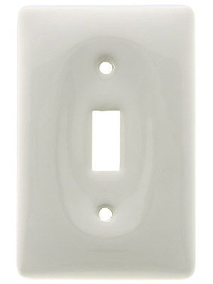 Porcelain Switch Plates Outlet Covers Tyres2c