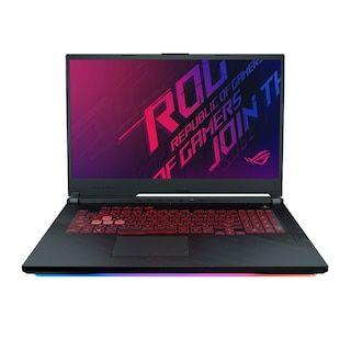 Asus 17 3 Rog Gaming Laptop Core I7 9750h 16gb Ram Geforce