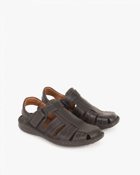 Sandal 071 587 Czarny Shoes Fisherman Sandal Sandals