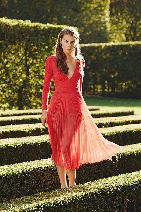 Mathilde Suknie Wieczorowe Suknia Dla Druhny Suknia Dla Mamy Panny Mlodej Dresses Fashion Red Formal Dress