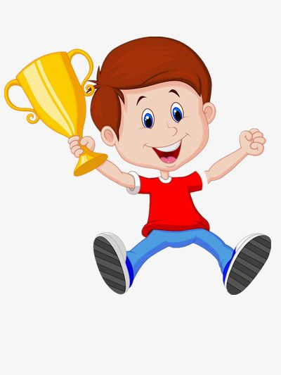 Little Boy Holding A Trophy Boy Clipart Trophy Clipart Smile Png Transparent Clipart Image And Psd File For Free Download Clip Art Little Boys Boys
