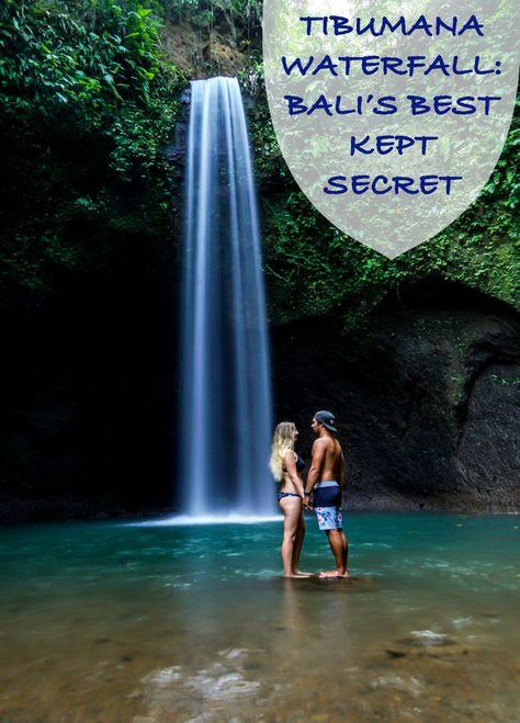 Tibumana Waterfall: Bali's Best Kept Secret! #balidestination
