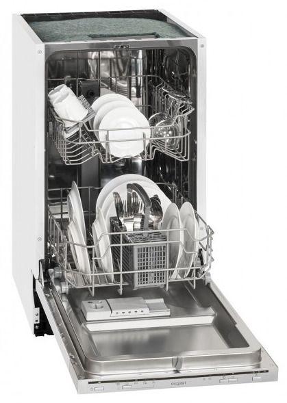 Exquisit Egsp1009e A Vollintegrierbarer Geschirrspaler 45cm 9mgd 709823 Appliances Kitchen Appliances Kitchen