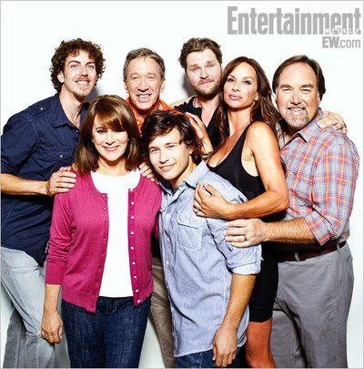Home Improvement' cast reunites for photo -- EXCLUSIVE