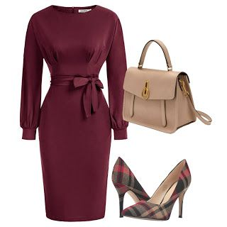 Business Casual Outfits For Women, Office Outfits Women, Business Dresses, School Outfits, Classy Winter Outfits, Winter Outfits For Work, Work Dresses For Women, Clothes For Women, Fancy Clothes