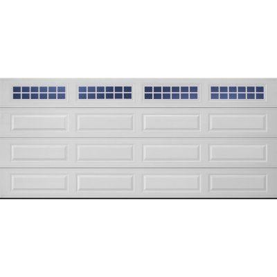 Amarr Lincoln 3138 Traditional Garage Door Long Panel Design Multiple Options Sam S Club Garage Doors Garage Door Styles Garage Door Design