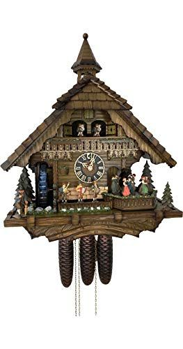 Only 1 Left In Stock Dont Miss Out German Cuckoo Clock 8 Day Movement Chalet Style 20 00 Inc Https Www Amazon Com Dp B00aaez Cuckoo Clock Clock Cuckoo