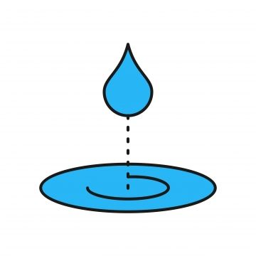Water Droplet Icon For Your Project Project Icons Water Icons Water Droplet Png And Vector With Transparent Background For Free Download Water Icon Water Abstract Water Droplets