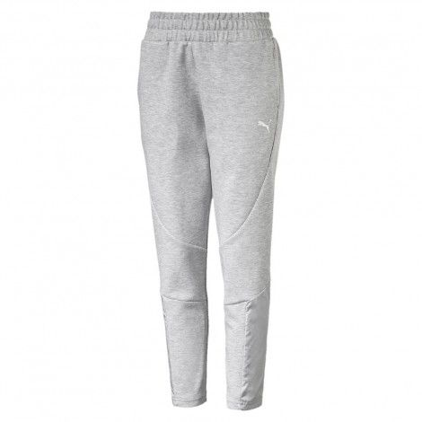 Puma Evostripe Pants trainingsbroek dames light gray heather ...