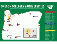 Colleges In Oregon Map GEAR UP Publications | Oregon GEAR UP | Oregon State University