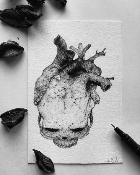 Image By Lana Mason On Art Art Death Art Artwork