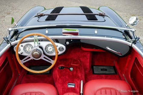 Austin Healey 100/4 BN2 'M - Le Mans', 1955 - Welcome to ClassiCarGarage