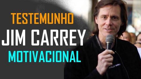 Jim Carrey Discurso Em Uma Casa De Recuperação Dublado Em