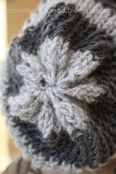 Round n round give your needles a break with round loom knitting loom knitting by this moment is good loom knit striped slouch hat dt1010fo