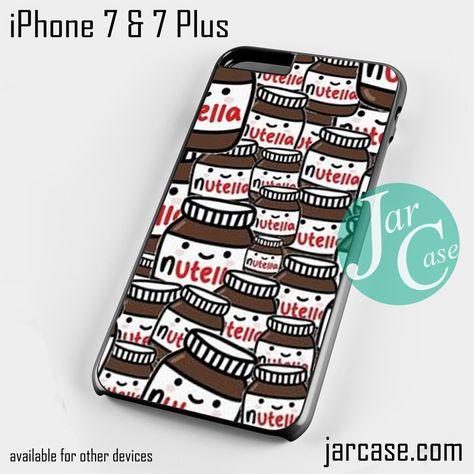 Collage nutella iphone case
