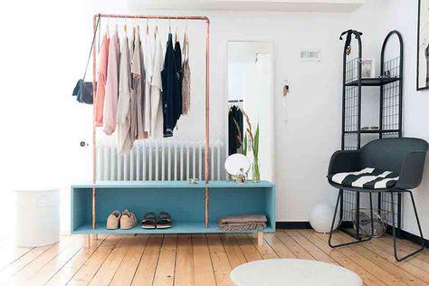 Garderobe Merle Selber Bauen Alle Mobel Create By Obi Zimmer Einrichten Wohnung Dekoration Selbstgemachte Mobel