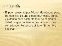 Resultado De Imagen Para Elegía Miguel Hernández Elegía Poemas Escrito