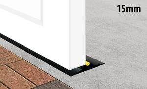 Weather Stop Garage Door Floor Seal Kit 15mm High In 2020 Garage Doors Garage Door Seal Flooring