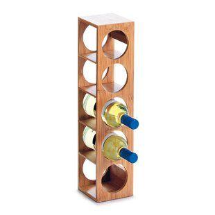 Mclaughlin 6 Bottle Tabletop Wine Rack Wine Rack Wine