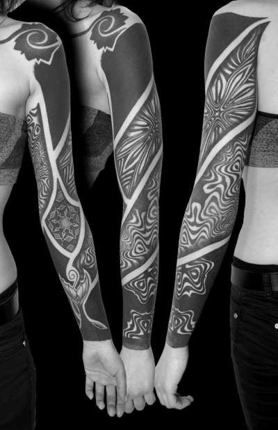 45 Fantastic Full Sleeves Tattoos For Women Full Sleeve Tattoos Sleeve Tattoos For Women Sleeve Tattoos