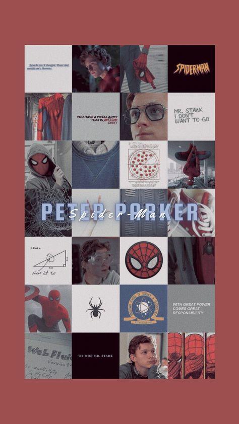 Peter Parker wallpaper