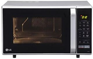 Lg 28 L Convection Microwave Oven Mc2846sl Silver Microwave Convection Oven Convection Microwaves Microwave Grill