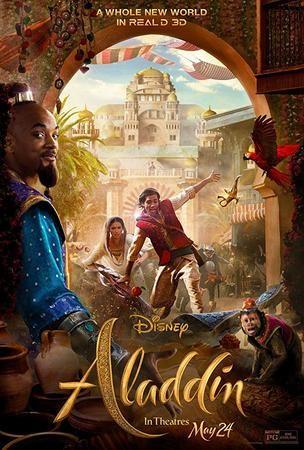 Streaming Aladdin 2019 Sub Indo : streaming, aladdin, Aladdin, Movie, English, Download, Tobeecurious