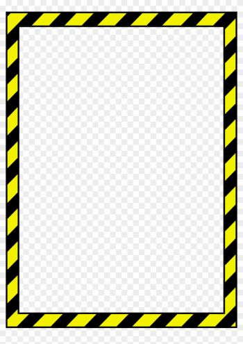 Police Woman Frame Png Nohat Clip Art Borders Clip Art Caution Tape