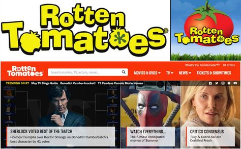 Rotten Tomatoes Movies Tv Shows Movie Trailer News Updates