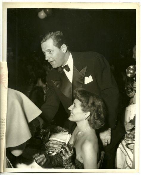 William Holden and Brenda Marshall (1951)