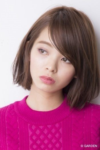New Short Hairstyles For Round Faces Asian Fashionre Asian Short Hair Short Hair Styles For Round Faces Asian Hair