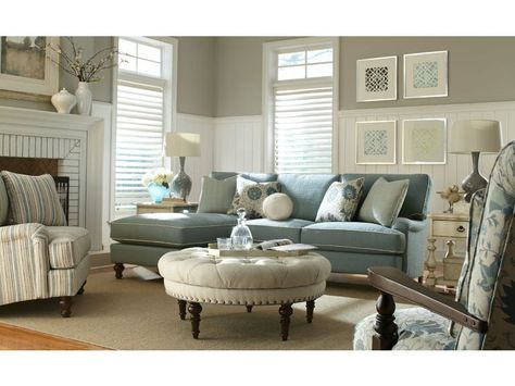 Paula Deen By Craftmaster Living Room Sofa P763250BD   Tyndall Furniture  Galleries, INC   Charlotte, Mooresville, Pineville NC And Fort Mill, SC |  Pinterest ...