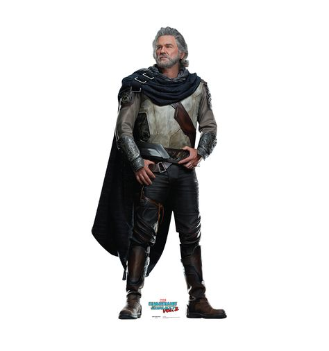 Ego Guardians of the Galaxy Vol 2 Cardboard Cutout