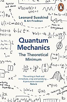 Pin By Daniel Raom On Alexia 03nov2020 Quantum Mechanics Leonard Susskind Physics Books